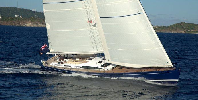 Ananda Yacht Charter in Eleuthera