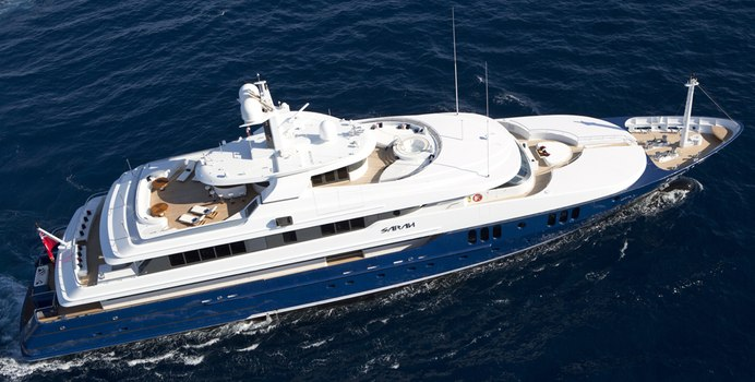 Sarah Yacht Charter in South of France