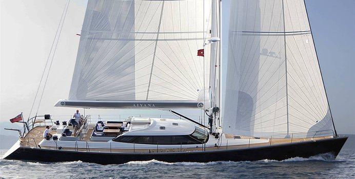 Assai yacht charter Alia Yacht Sail Yacht