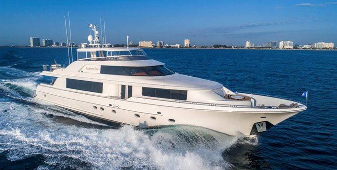Indigo Yacht Charter in Cat Island