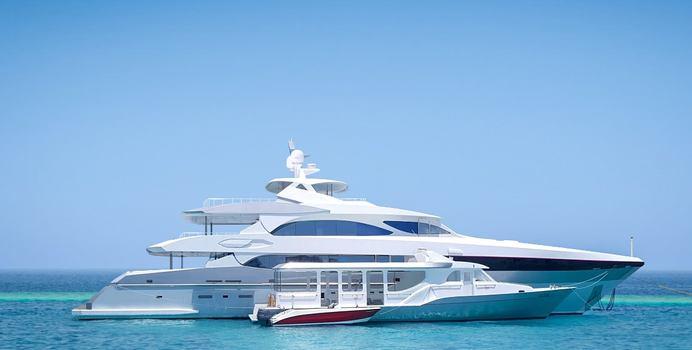 Searex yacht charter Offshore Yard Motor Yacht