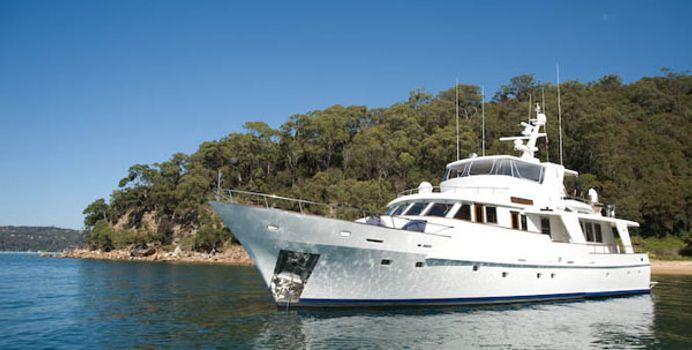 Atlantic Princess yacht charter Ge-Ta Motor Yacht
