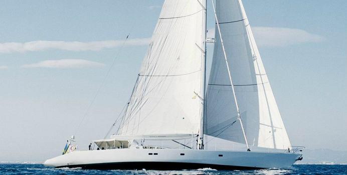 Aizu yacht charter Tréhard Marine Sail Yacht