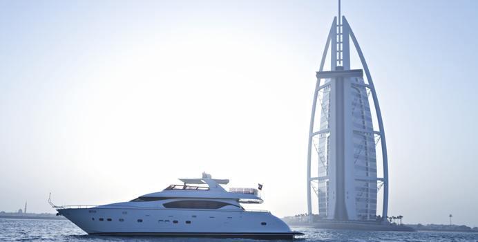 Xclusive XVI Yacht Charter in Dubai