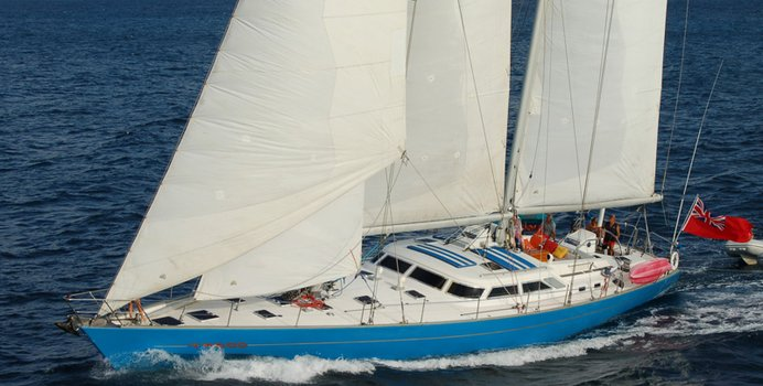 Taboo Yacht Charter in Barbados