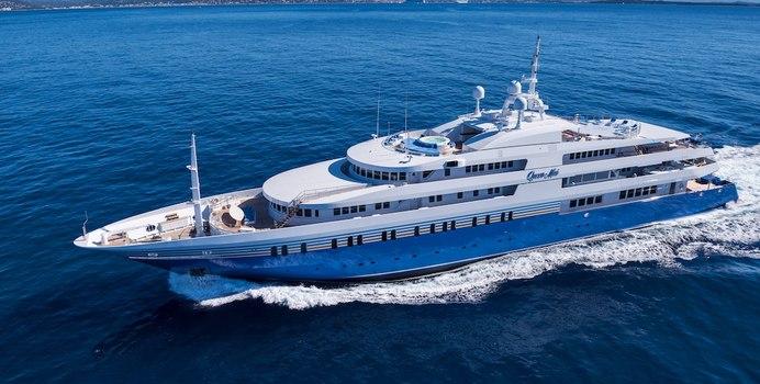 Queen Miri Yacht Charter in Mediterranean