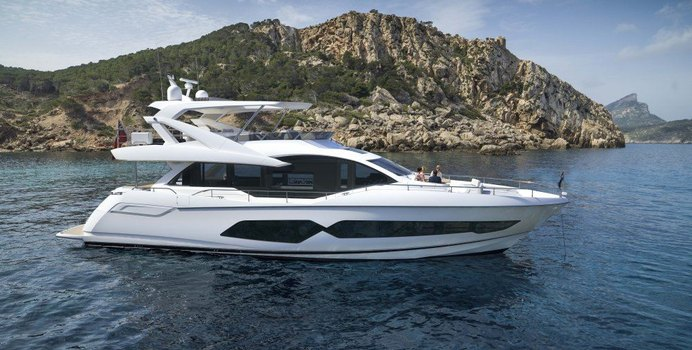 Maroma VI Yacht Charter in Northern Europe