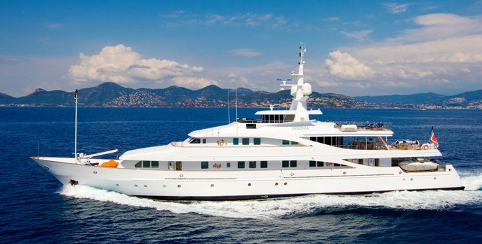 Lou Spirit Yacht Charter in South of France