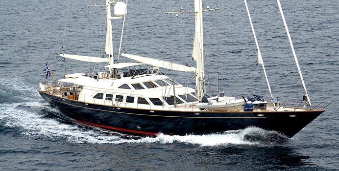 Ellen Yacht Charter in Bahamas
