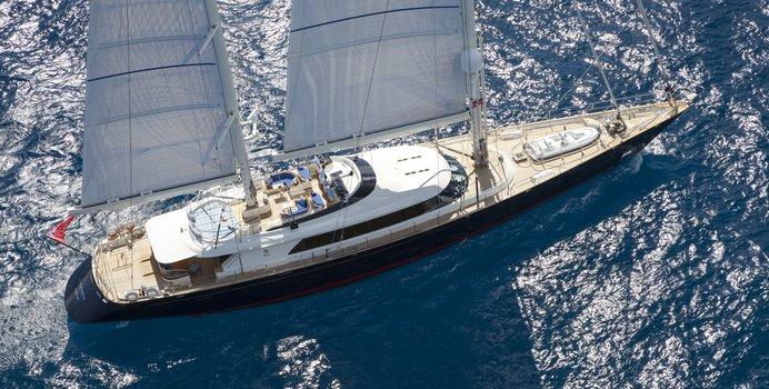 Victoria A charter yacht interior designed by Cristiano Gatto Design