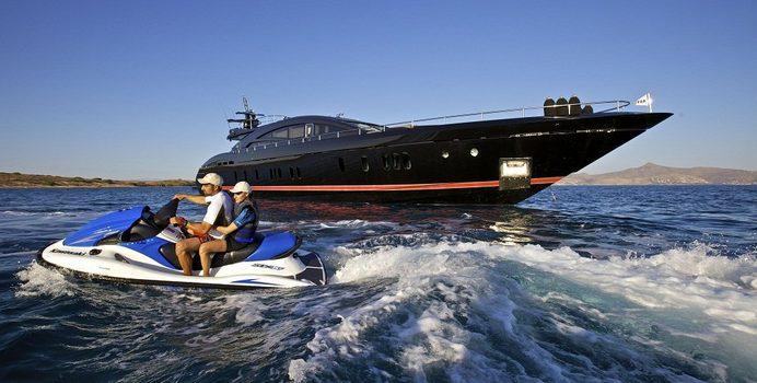 O'Pati charter yacht interior designed by Studio Vafiadis