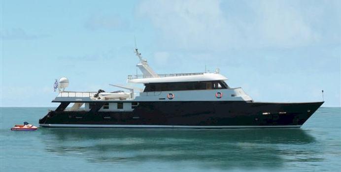 Star Alliance Yacht Charter in Crete