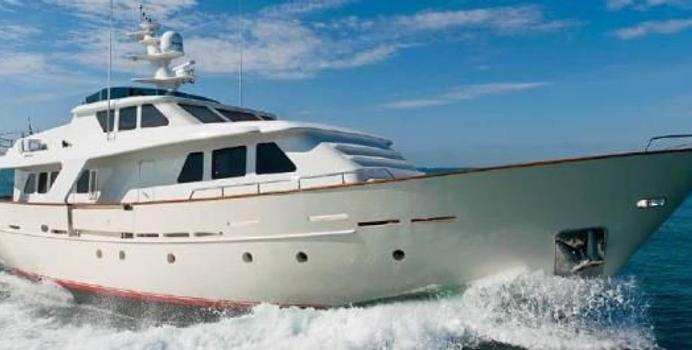 Laziza yacht charter Benetti Sail Division Motor Yacht