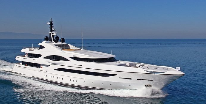 Quantum of Solace Yacht Charter in The Balearics
