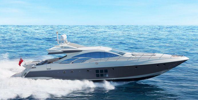 Anche No! yacht charter Azimut Motor Yacht