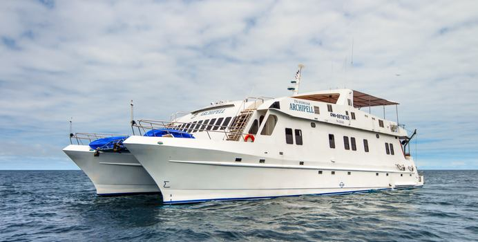 Archipel I Yacht Charter in Galapagos Islands