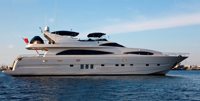 Martello Yacht Charter in Seychelles