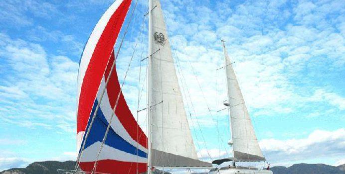 Suheyla Yacht Charter in Greece