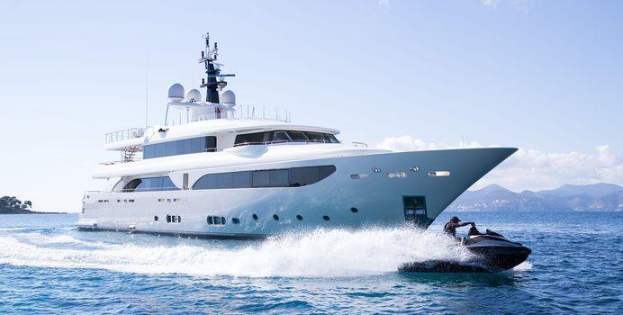 Avant Garde 2 yacht charter CRN Motor Yacht