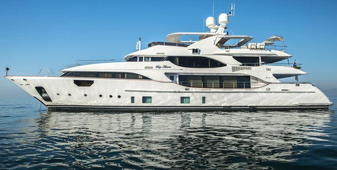 Soy Amor Yacht Charter in Turkey