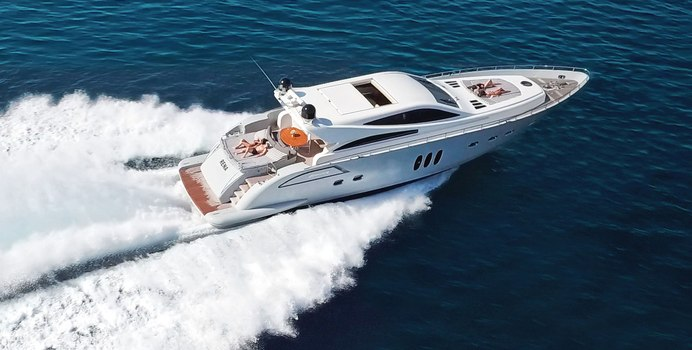 Rena Yacht Charter in Greece