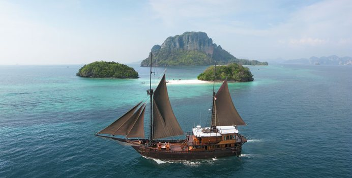 El Aleph yacht charter Konjo Boat builders Sail Yacht