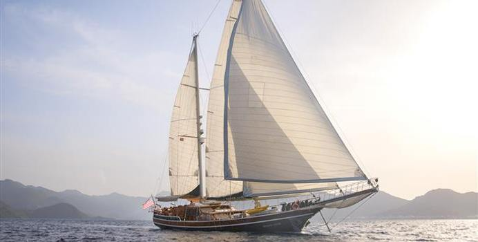 Grande Mare yacht charter Turkyacht & Gulet Charter Sail Yacht