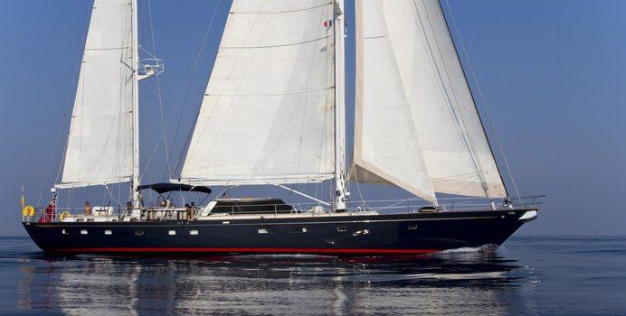 Orion yacht charter Belliure Shipyard Sail Yacht