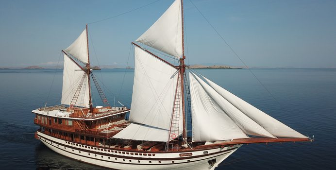 Prana Yacht Charter in South East Asia
