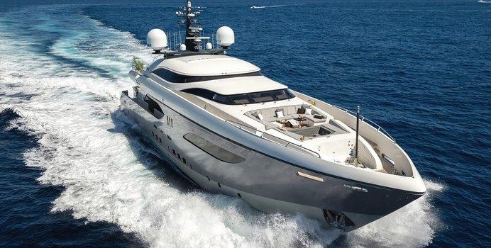 Gems II Yacht Charter in St Tropez