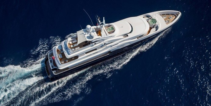 Alaska of George Town Yacht Charter in Event Charters