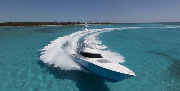 Zeus Yacht Charter in Bahamas