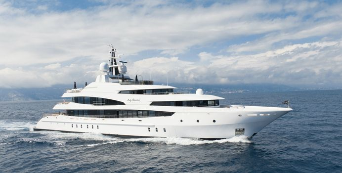 Sea Walk yacht charter Oceanco Motor Yacht