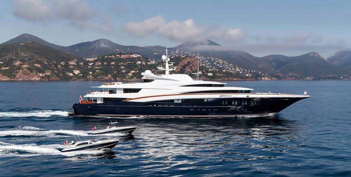 Wheels Yacht Charter in Sardinia
