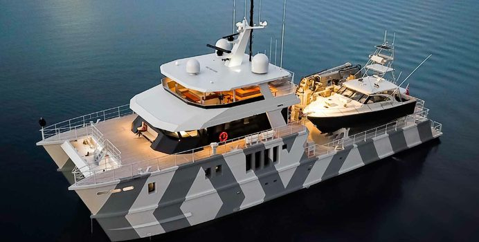 The Beast Yacht Charter in Fiji