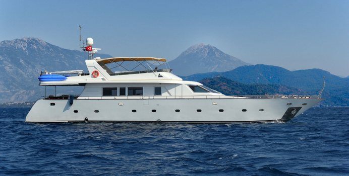 SeaYacht yacht charter Torlak Shipyard Motor Yacht