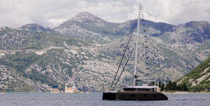 Gyrfalcon Yacht Charter in Greece