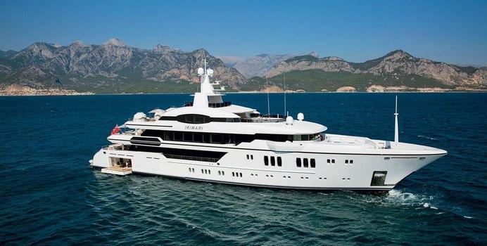 Irimari yacht charter Sunrise Yachts Motor Yacht