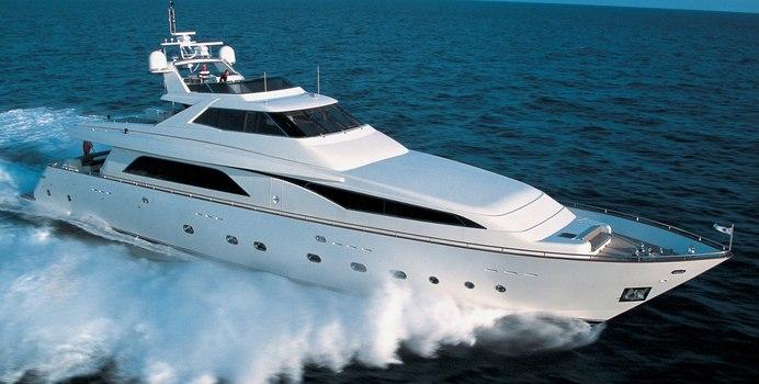 Sheleila yacht charter Couach Motor Yacht