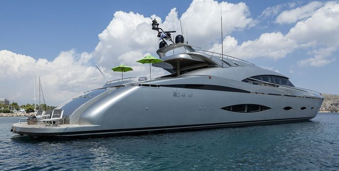My Toy yacht charter AB Yachts Motor Yacht