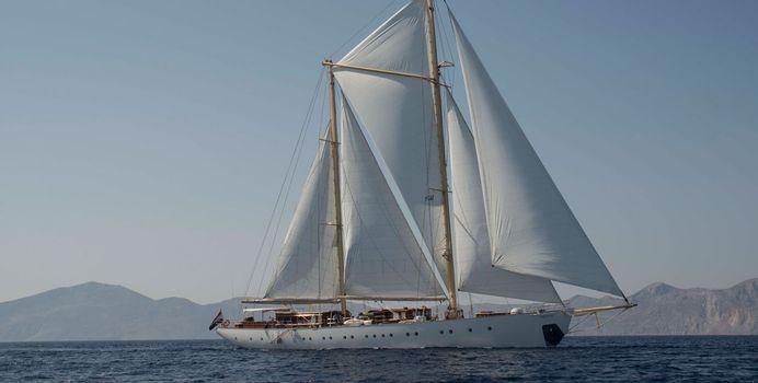 RHEA Yacht Charter in Greece