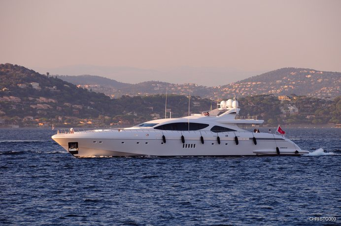 Force India Charter Yacht