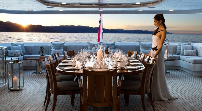 Charter M/Y TURQUOISE For Less This Winter