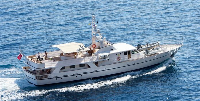 Shaha yacht charter Socarenam Motor Yacht