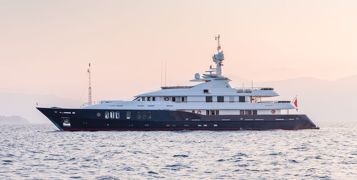 Rare Find yacht charter Turquoise Yachts Motor Yacht