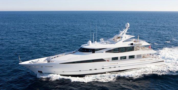 La Tania yacht charter CMN Yachts Motor Yacht