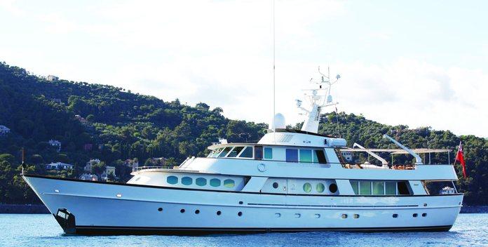 C-Side yacht charter Feadship Motor Yacht