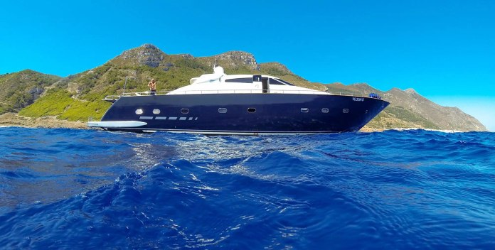 Eacos yacht charter Tecnomar Motor Yacht