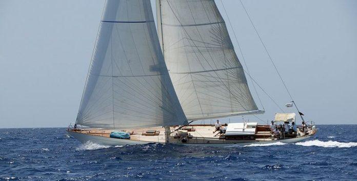 Aurelius yacht charter K&M Yachts Sail Yacht