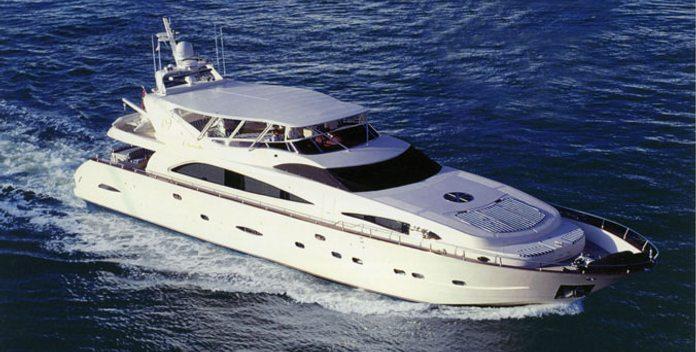 Virginia Mia yacht charter Astondoa Motor Yacht